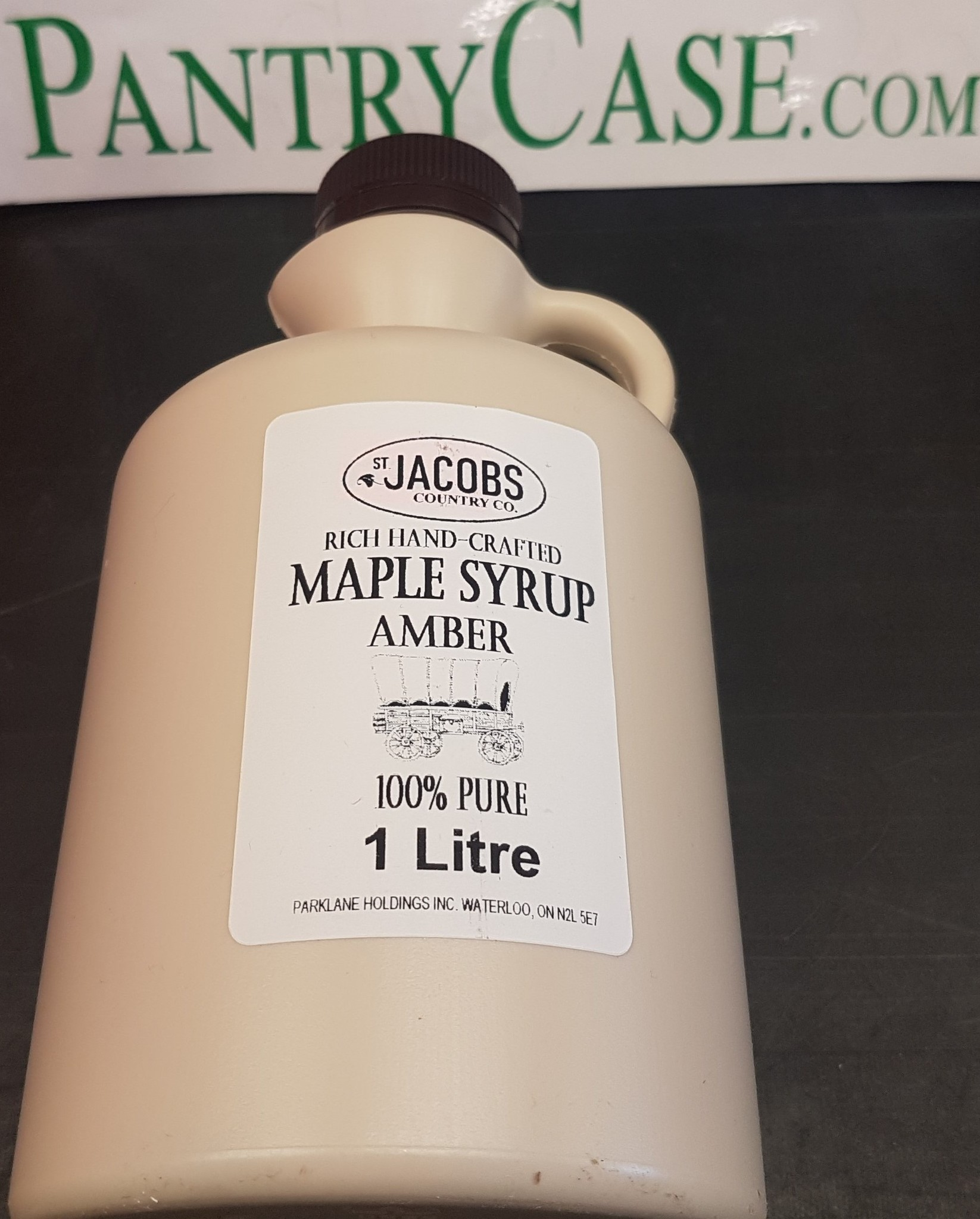 St Jacobs Country St Jacobs Amber Maple Syrup 1 Lt