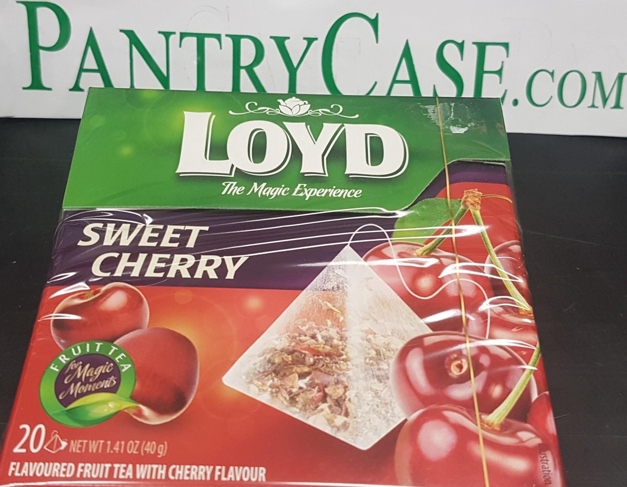 Loyd Sweet Cherry Tea 20pk