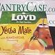 Loyd Yerba Mate Mandarin Tea 20pk