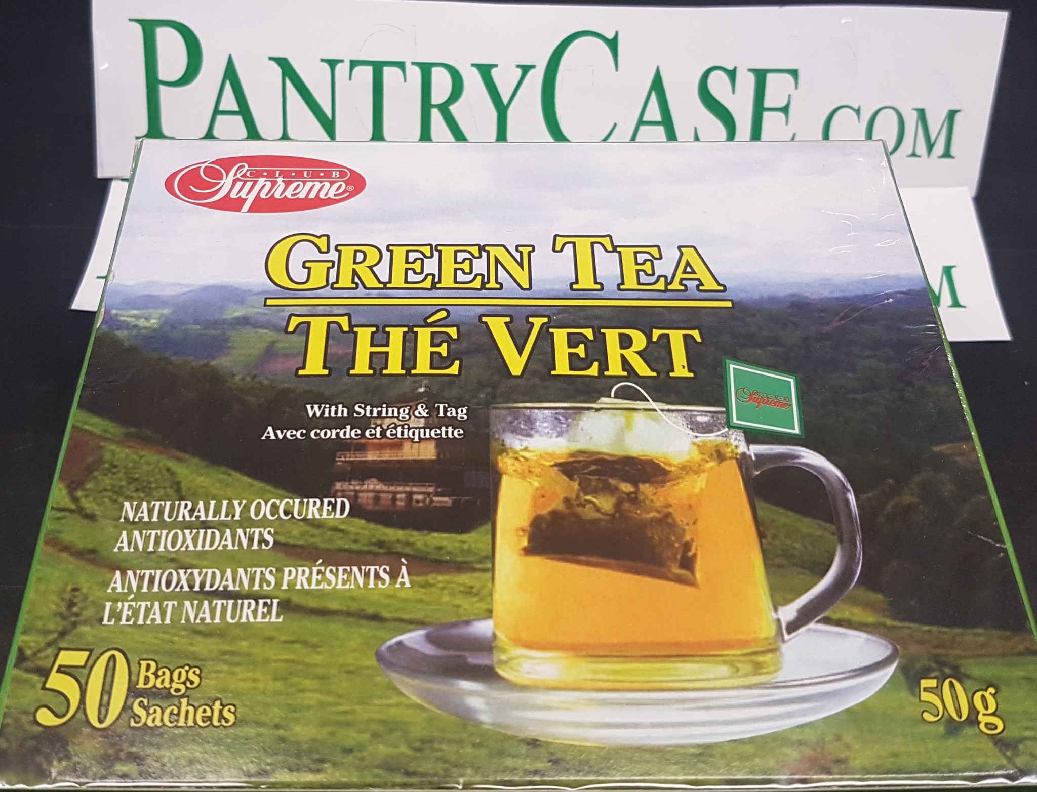Club Supreme Green Tea x50