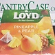 Loyd Pineapple and Pear Tea 20pk