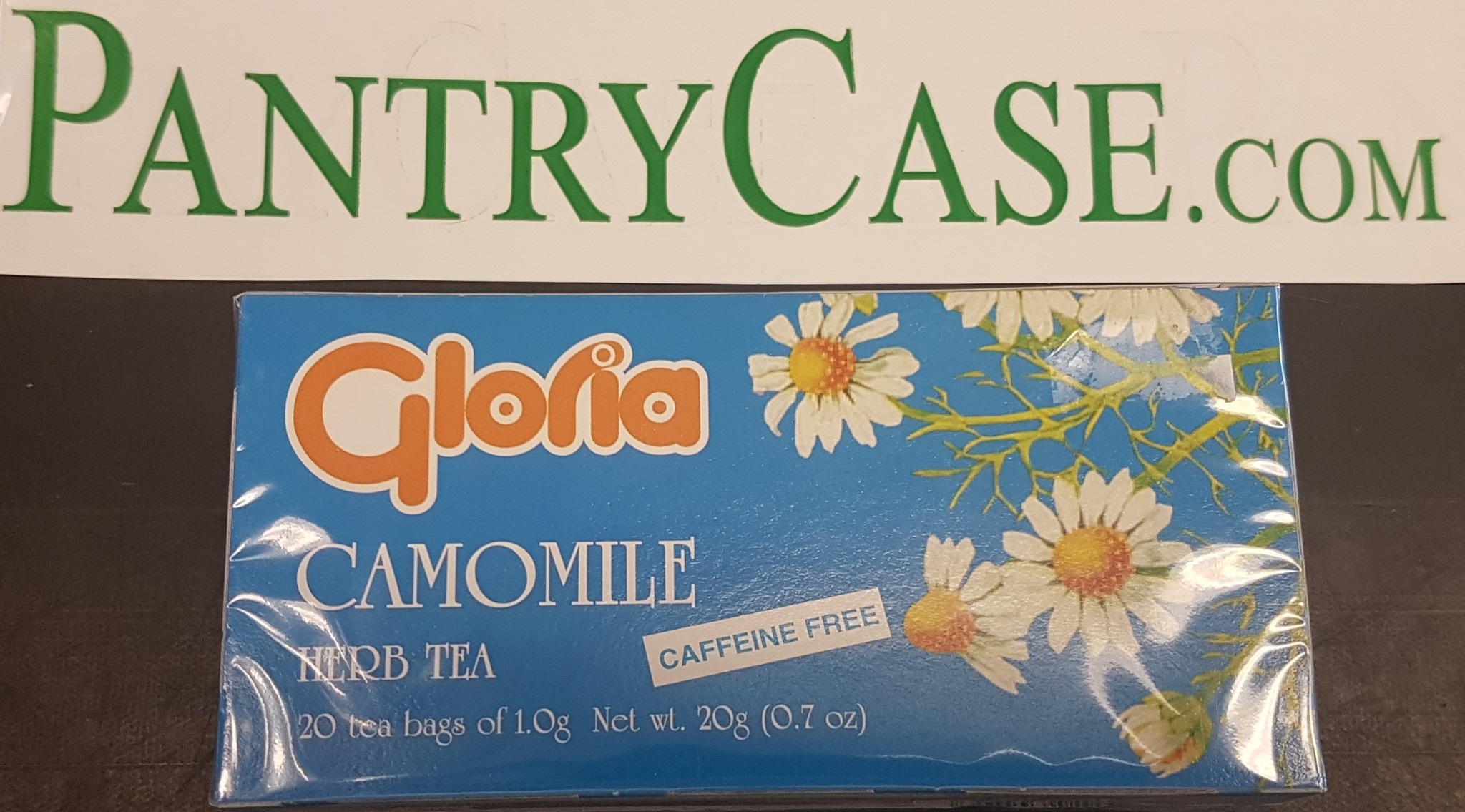 Gloria Camomile Tea
