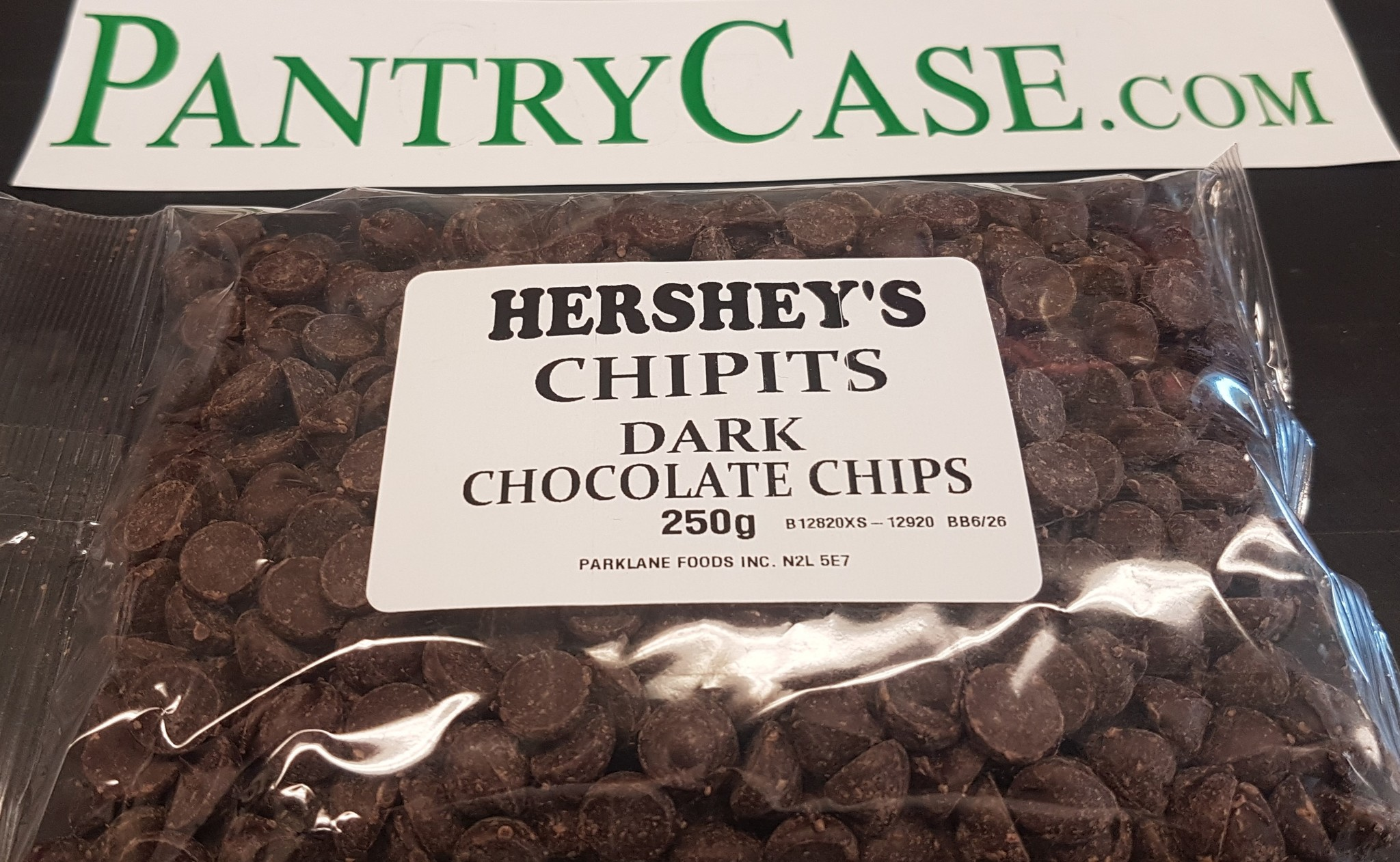 Hershey's Hershey's Chipits Dark Chocolate Chips 250g