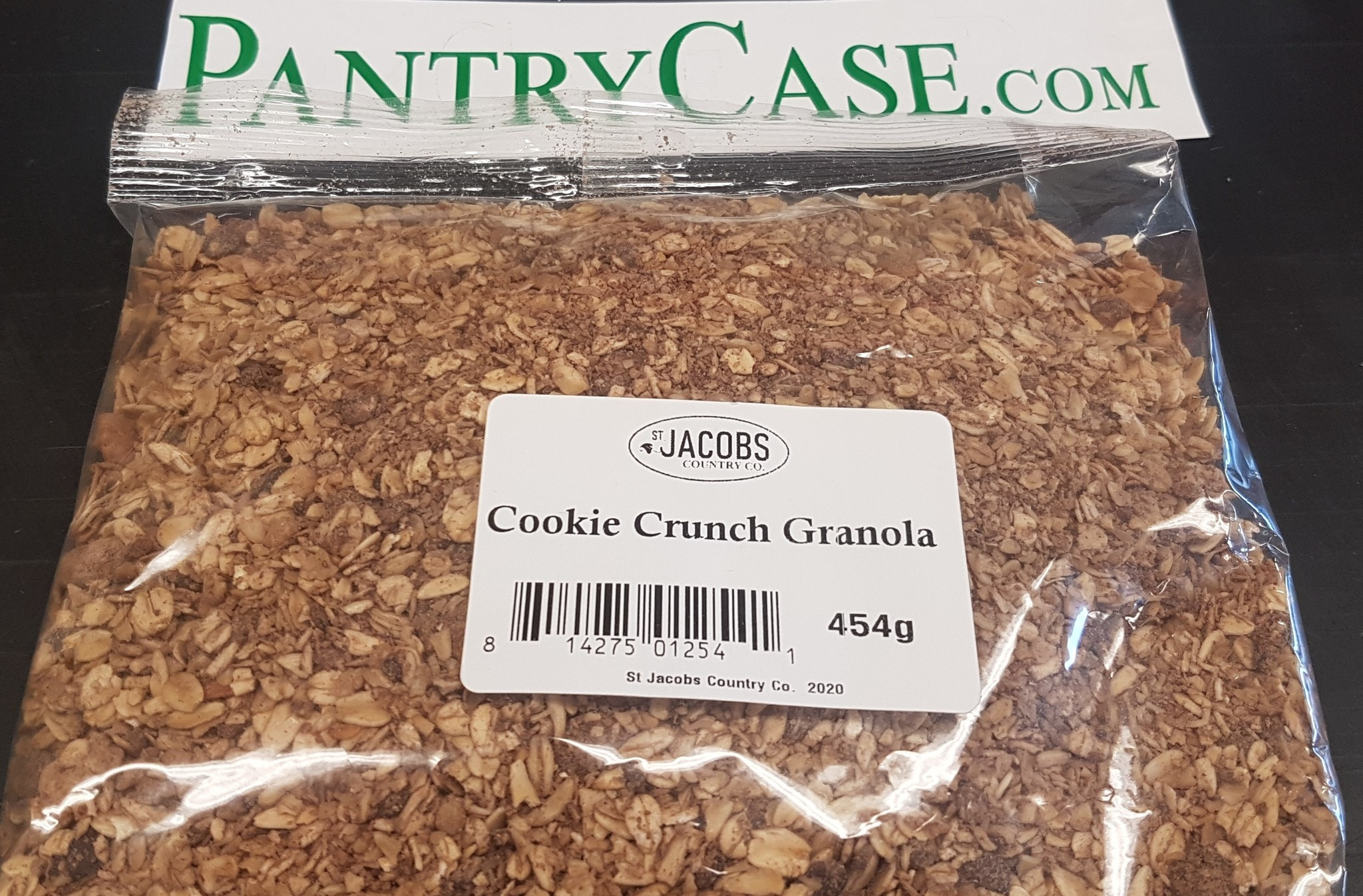 St Jacobs Country St Jacobs Cookie Crunch Granola 454g