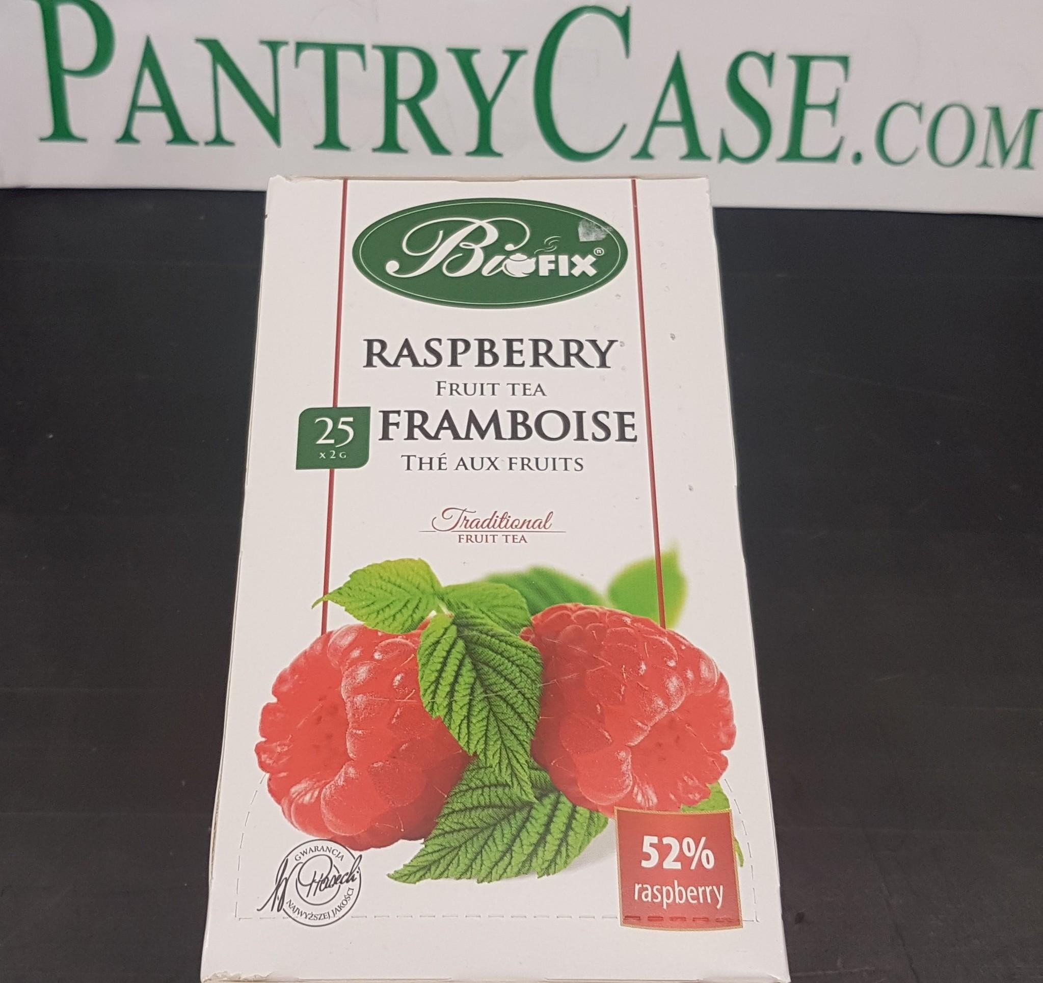 Biofix Raspberry Tea