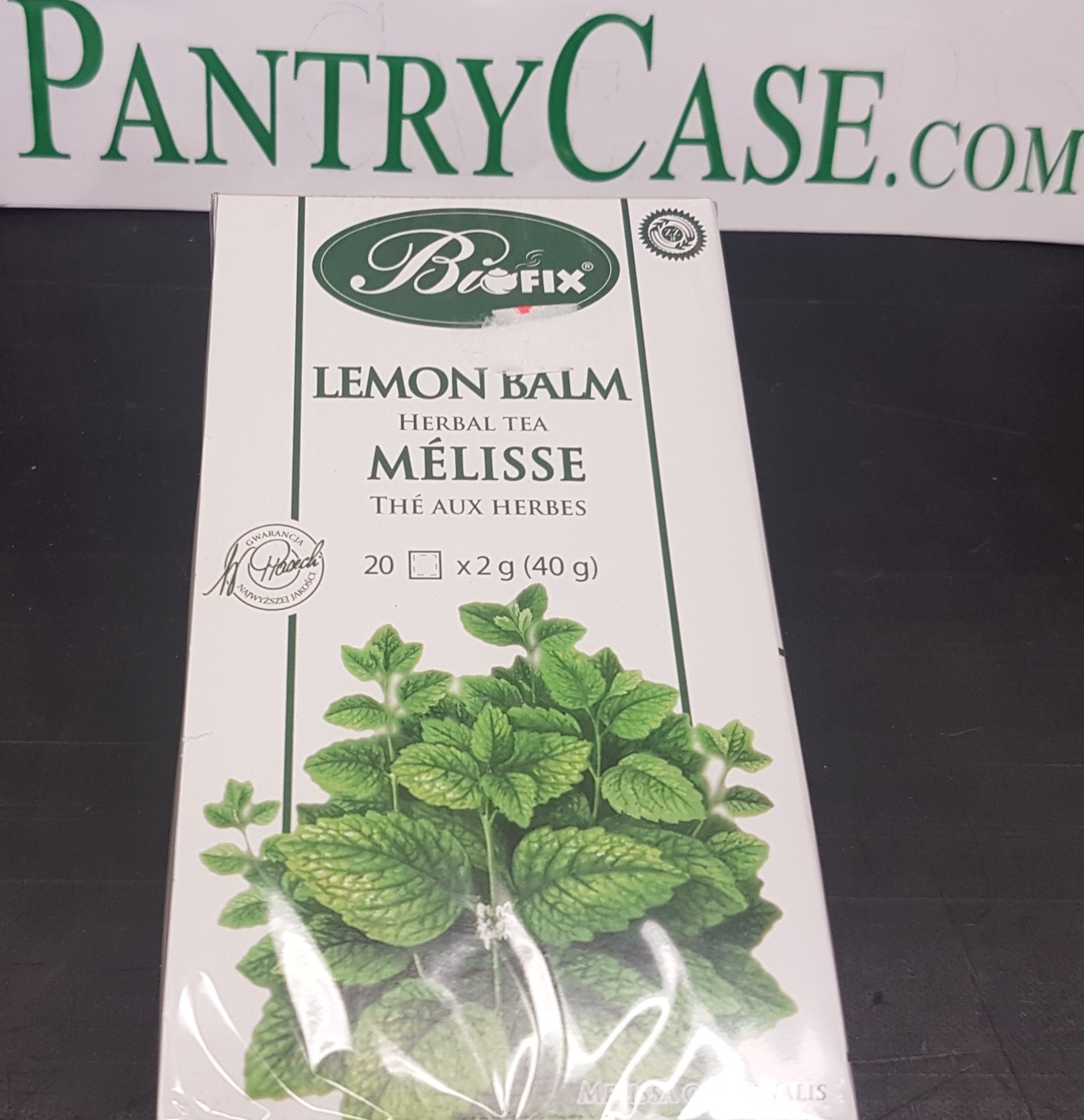 Biofix Lemon Balm Tea