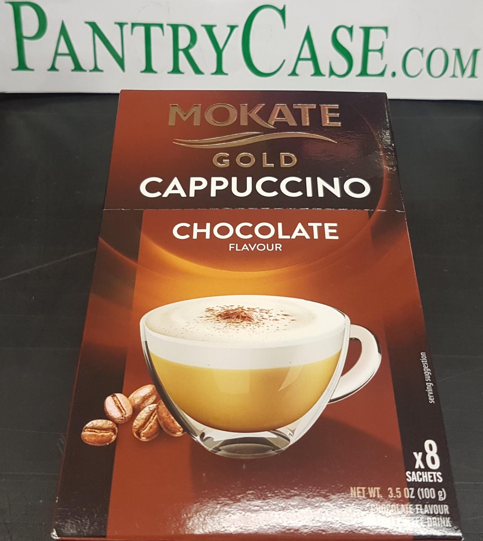 Mokate Chocolate Gold Capuccino 100g