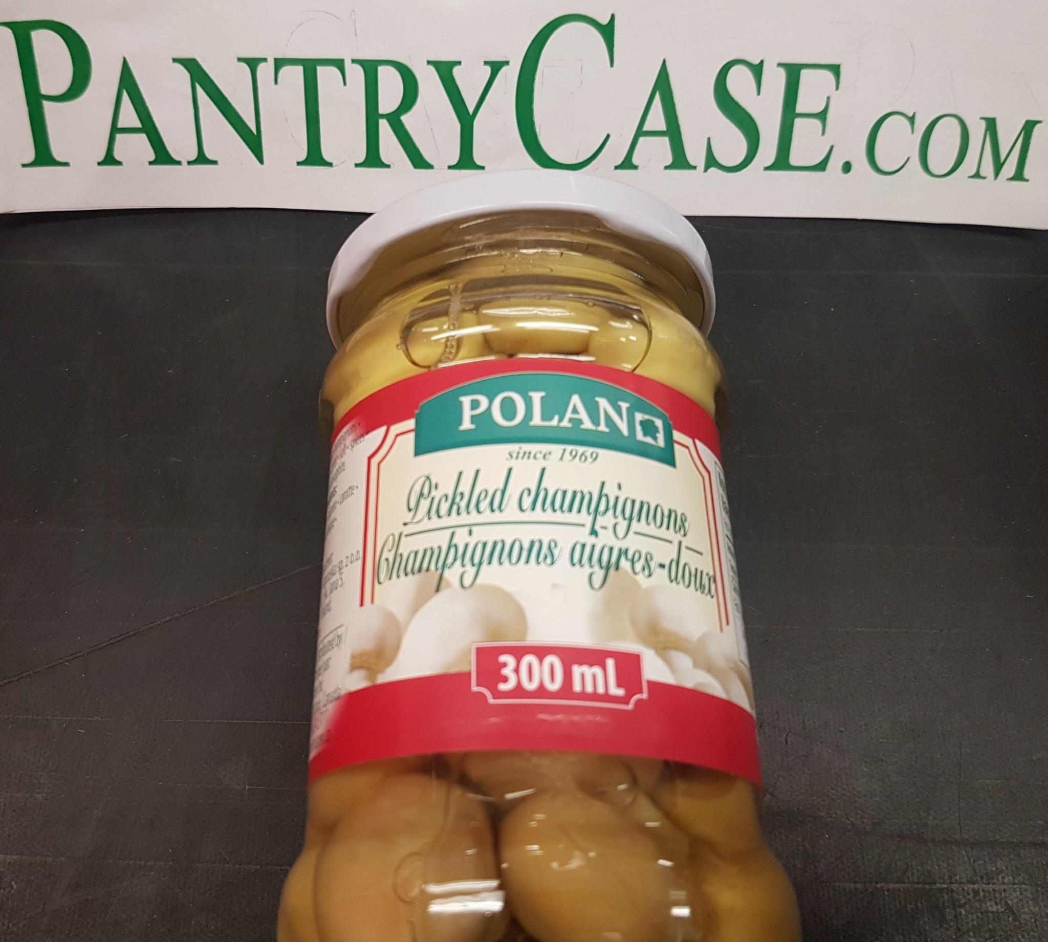 Polan Pickled Mushrooms 300g