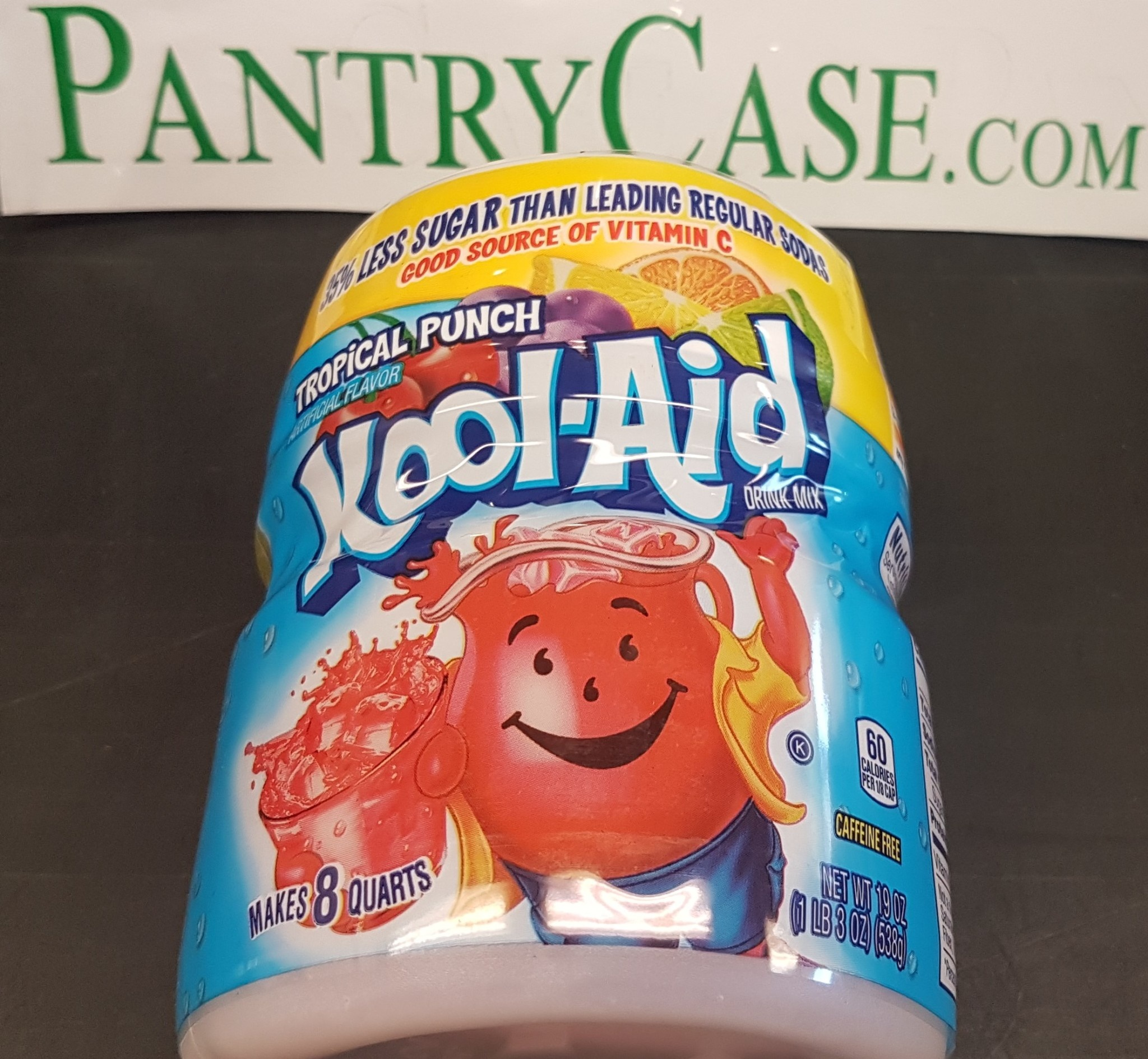 Kool-Aid Kool aid container Tropical Punch 538g