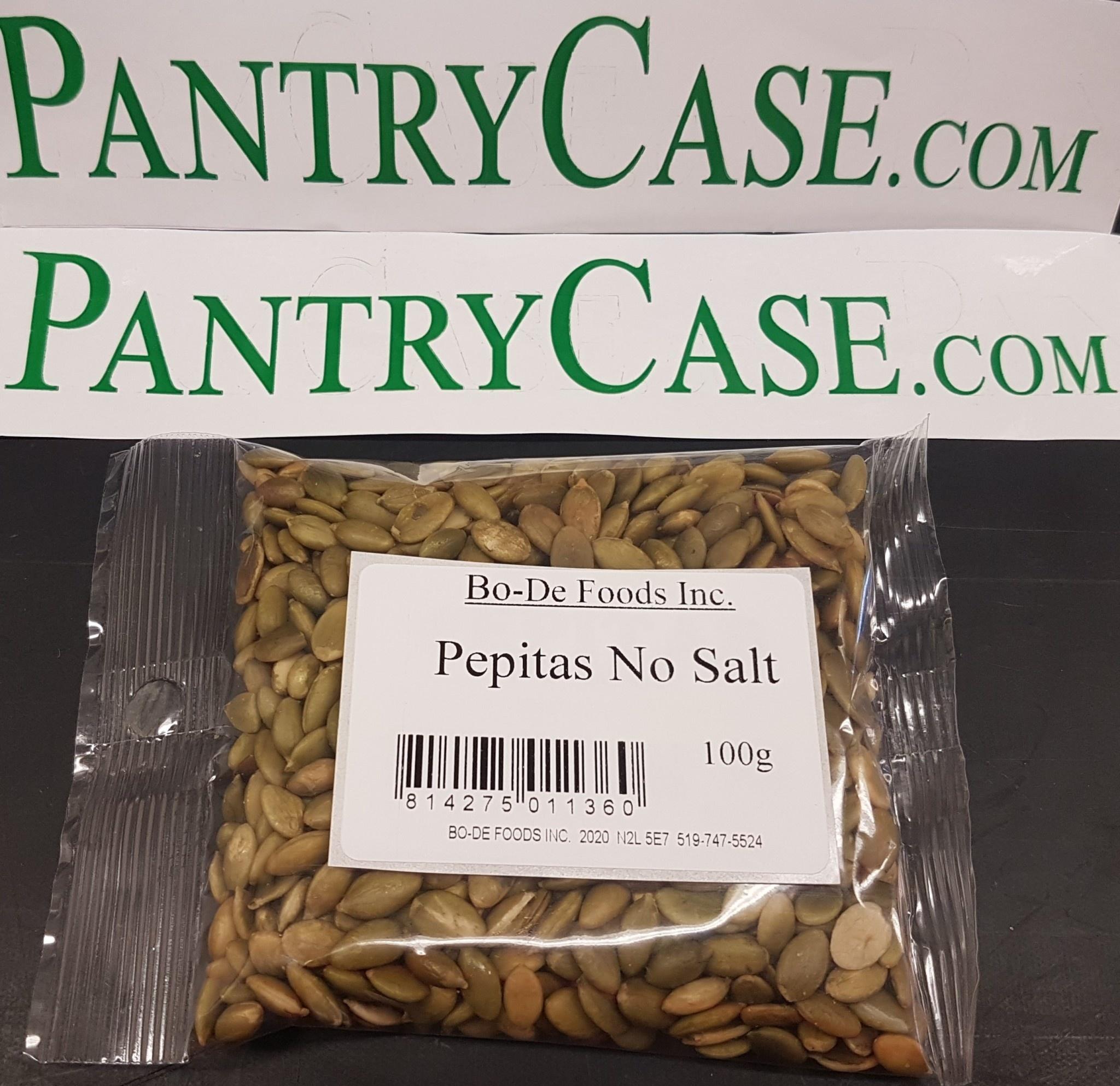 Bo-De Foods Pepitas No Salt 100g