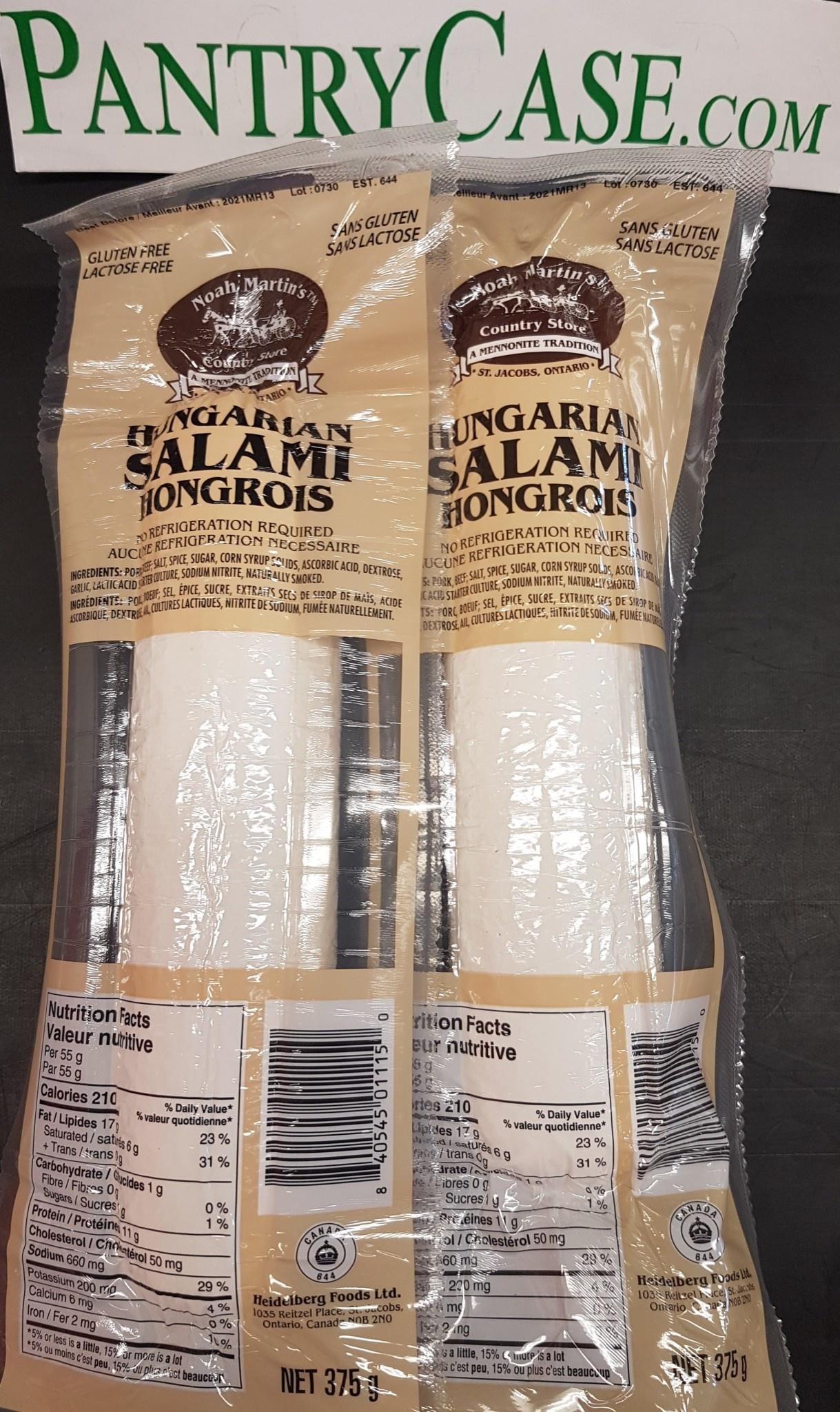 Hungarian Salami 375g