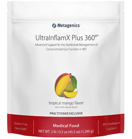 Metagenics UltraInflamX Plus 360 Mango 2 lbs. 13.5 oz.