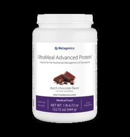 Metagenics UltraMeal Advanced Protein Dutch Chocolate 1 lbs. 6.72 oz.