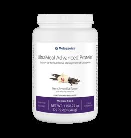 Metagenics UltraMeal Advanced Protein- French Vanilla 1 lbs.