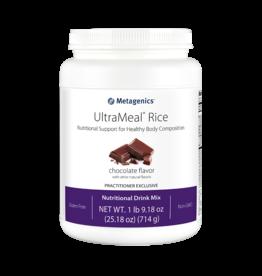 Metagenics UltraMeal Rice- Chocolate 1 lbs. 9.16 oz.
