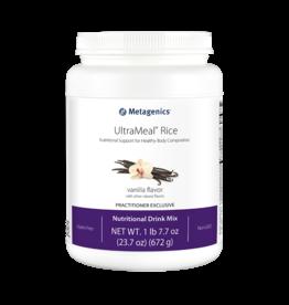 Metagenics UltraMeal Rice- Vanilla 1 lbs. 7.7 oz.