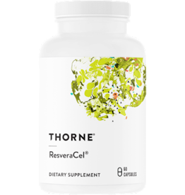 Thorne ResveraCel 60 count