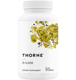Thorne D-5,000 60 count