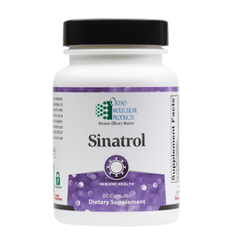 Ortho Molecular Products Sinatrol 60 count