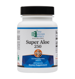Ortho Molecular Products SuperAloe 250 100 count