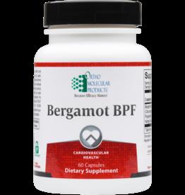 Ortho Molecular Products Bergamot BPF 60 count