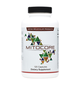 Ortho Molecular Products Mitocore 120 count