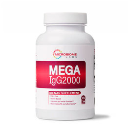 Microbiome Labs MegaIgG2000 120 count
