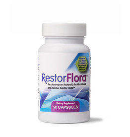 Microbiome Labs RestorFlora 50 count