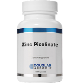 Douglas Labs Zinc Picolinate 50mg 100 count