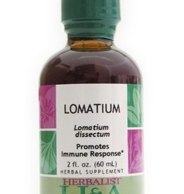 Herbalist & Alchemist Lomatium Extract 2 fl. oz.