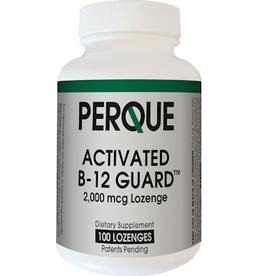 Perque Activated B-12 Guard 2000mcg 100 count