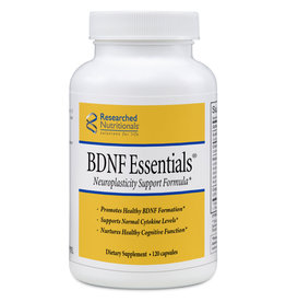 Researched Nutritionals BDNF Essentials 120 count