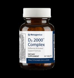 Metagenics D3 2000 Complex 90 count