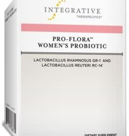 Integrative Therapeutics Pro-Flora Women's Probiotic 30 caps