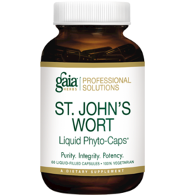 Gaia Herbs St. Johns Wort 60 count