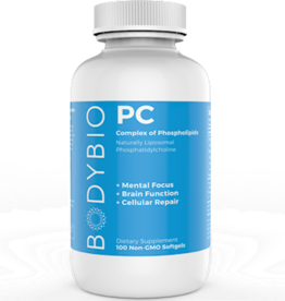BodyBio BodyBio PC 100 count