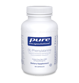 Pure Encapsulations DL-Phenylalanine 90 count