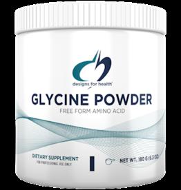 Designs for Health Glycine Powder 6.3 oz.