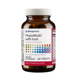 Metagenics PhytoMulti with Iron 60 count