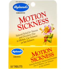 HYLAND'S Motion Sickness 50 count