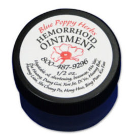Blue Poppy Herbs Hemorrhoid Ointment