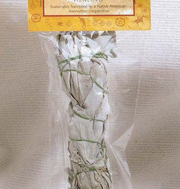 Triloka Smudge White Sage