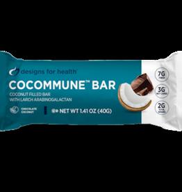 Designs for Health Cocommune Bar