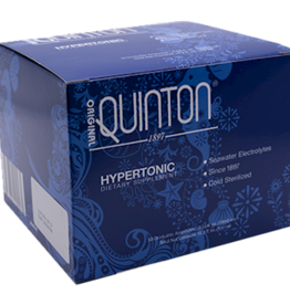 Quicksilver Scientific Quinton Hypertonic 30 count