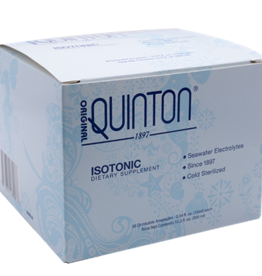 Quicksilver Scientific Quinton Isotonic 30 count