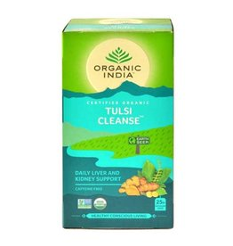 ORGANIC INDIA Tulsi Tea- Cleanse 18 count