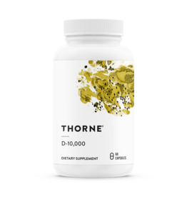 Thorne D-10,000 60 count