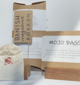 WholeHealth Chicago Mojo Bags-Banish Negative Energy