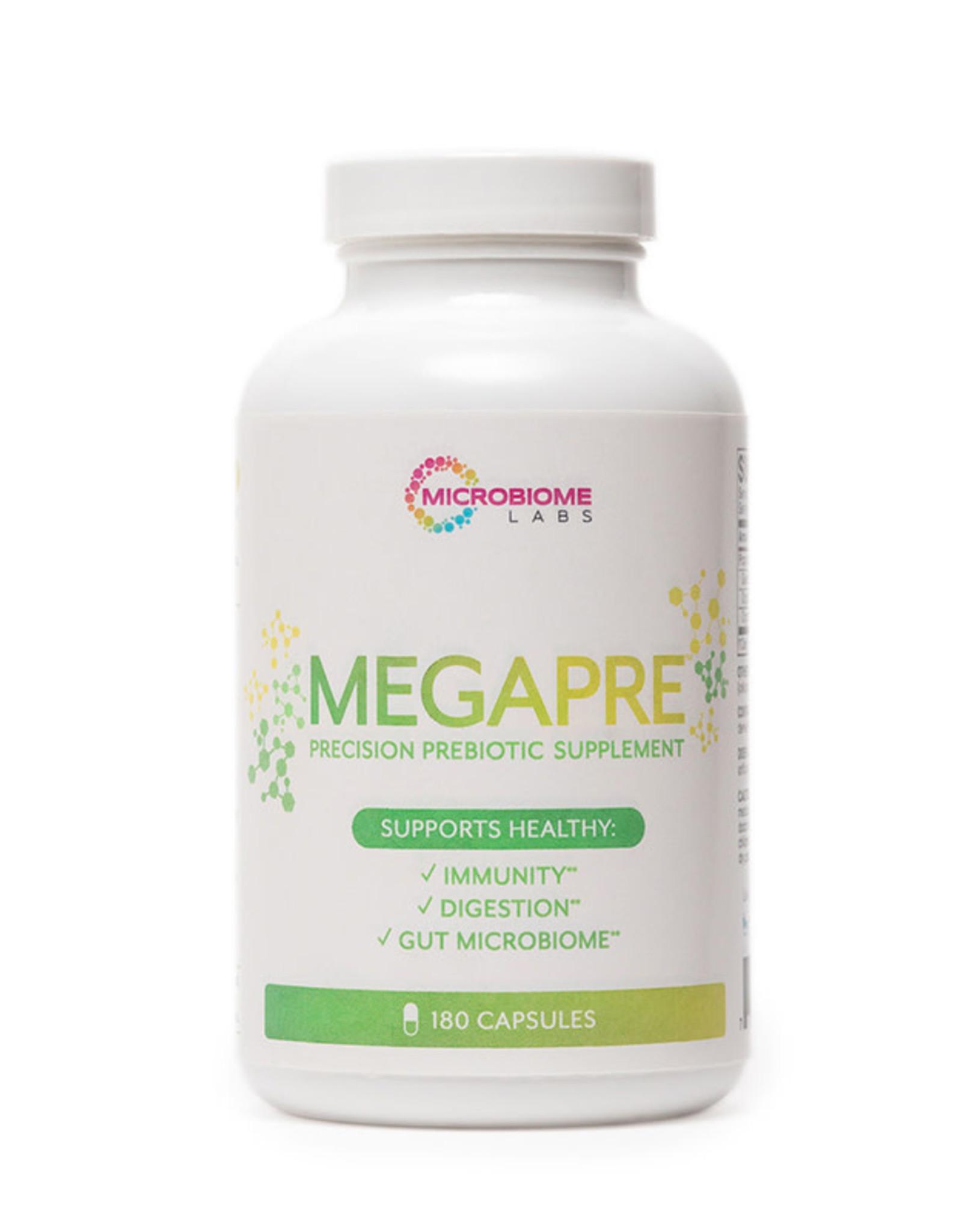 Microbiome Labs MegaPre Capsules 180 cap