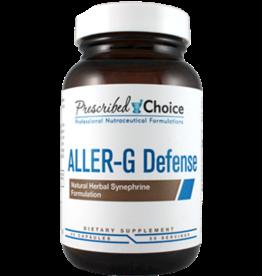 Prescribed Choice ALLER-G Defense 60 vcaps